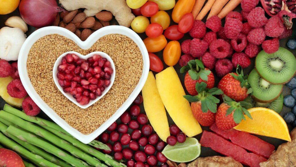 Herzstärkende Lebensmittel